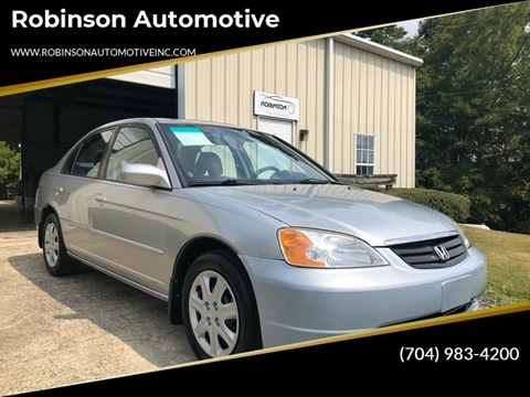 2003 Honda Civic for sale in Albermarle, NC