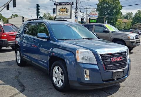 2012 GMC Terrain for sale in Worcester, MA