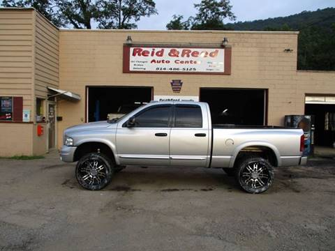 2004 Dodge Ram Pickup 2500 for sale at Reid's Auto Sales & Service in Emporium PA