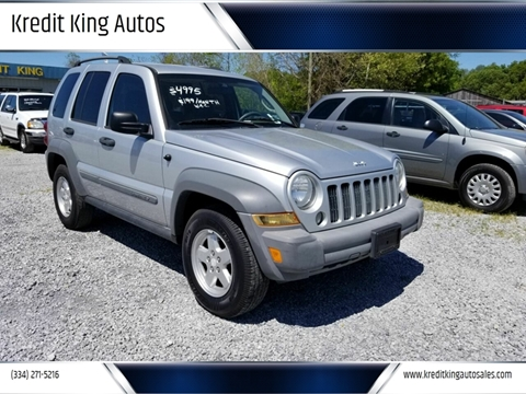 2005 Jeep Liberty for sale in Montgomery, AL