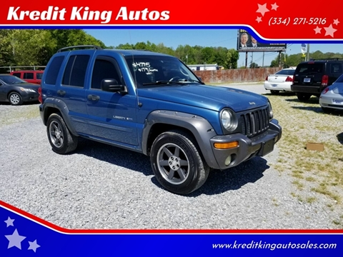 2003 Jeep Liberty for sale in Montgomery, AL