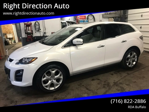 mazda cx 7 for sale in buffalo ny right direction auto. Black Bedroom Furniture Sets. Home Design Ideas