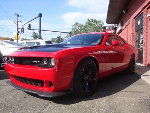 2016 Dodge Challenger for sale in Torrington, CT