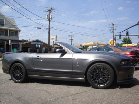 2014 Ford Shelby GT500 for sale in Torrington, CT