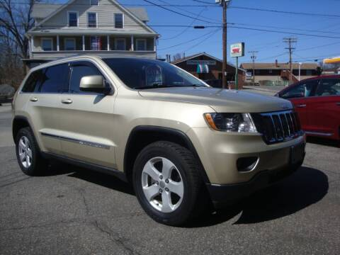 2011 Jeep Grand Cherokee for sale at ROSS MOTOR CARS in Torrington CT