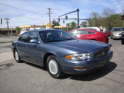 2000 Buick LeSabre Limited for sale at ROSS MOTOR CARS in Torrington CT
