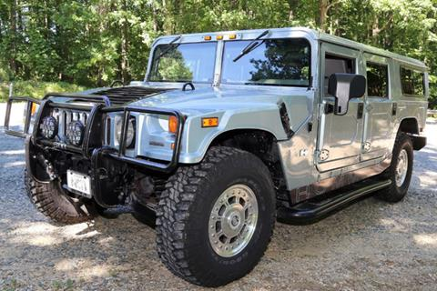 2003 Hummer H1 For Sale Carsforsale