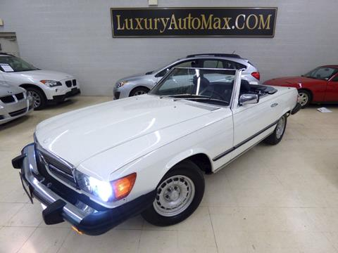 1984 Mercedes-Benz 380-Class for sale in Chambersburg, PA