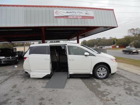 2017 Honda Odyssey for sale in Pensacola, FL