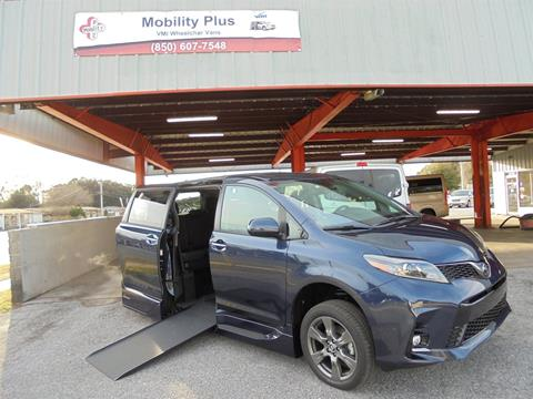 2019 Toyota Sienna for sale in Pensacola, FL