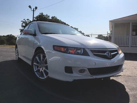 2008 Acura TSX for sale in Austell, GA