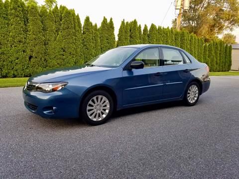2008 Subaru Impreza for sale at Kingdom Autohaus LLC in Landisville PA