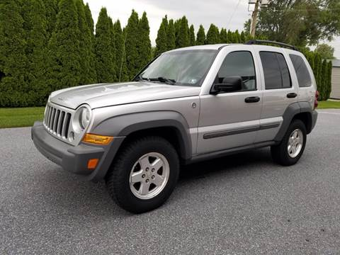2006 Jeep Liberty for sale at Kingdom Autohaus LLC in Landisville PA