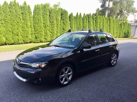 2010 Subaru Impreza for sale at Kingdom Autohaus LLC in Landisville PA