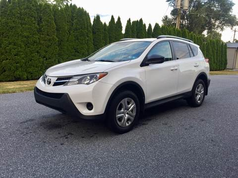 2015 Toyota RAV4 for sale at Kingdom Autohaus LLC in Landisville PA