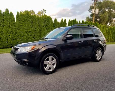 2010 Subaru Forester for sale at Kingdom Autohaus LLC in Landisville PA