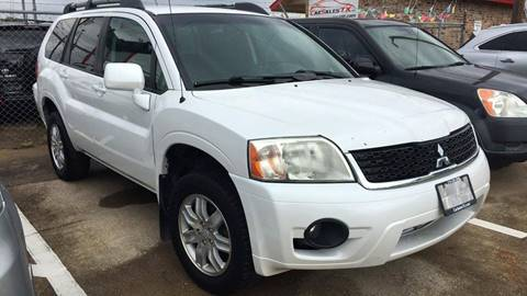 used 2011 mitsubishi endeavor for sale in texas - carsforsale®