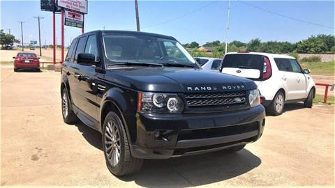 2012 Land Rover Range Rover Sport for sale in Grand Prairie, TX