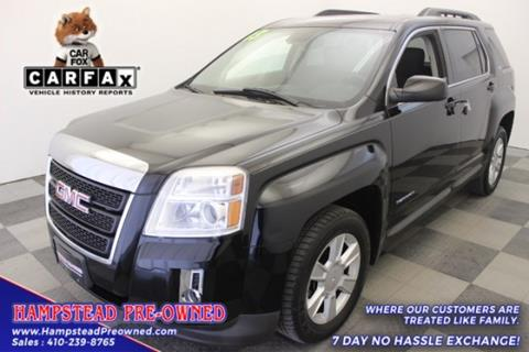 2013 GMC Terrain for sale in Hampstead, MD