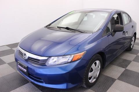 2012 Honda Civic for sale in Hampstead, MD