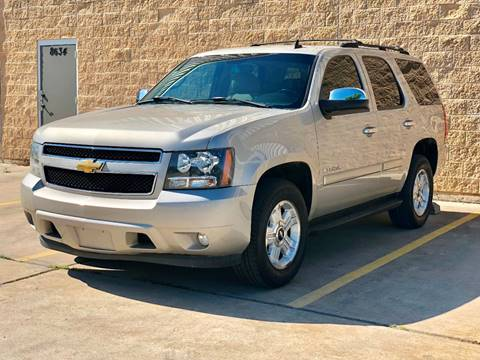 2007 Chevrolet Tahoe for sale at Texas Auto Corporation in Houston TX