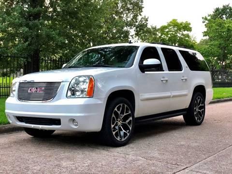 2007 GMC Yukon XL for sale at Texas Auto Corporation in Houston TX