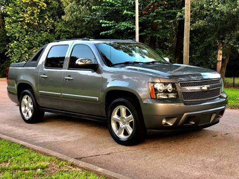 2008 Chevrolet Avalanche for sale at Texas Auto Corporation in Houston TX