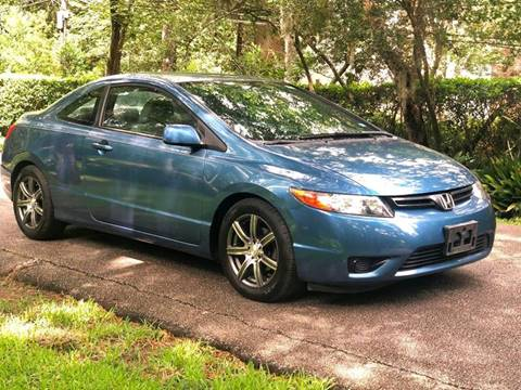 2007 Honda Civic for sale at Texas Auto Corporation in Houston TX