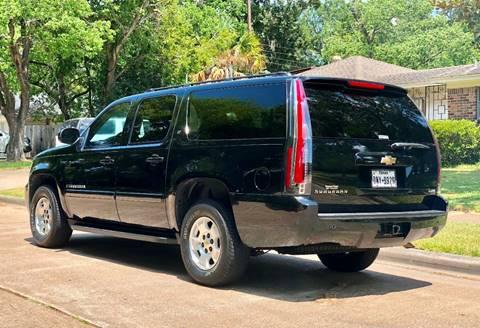 2007 Chevrolet Suburban for sale at Texas Auto Corporation in Houston TX