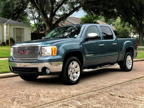 2007 GMC Sierra 1500 for sale at Texas Auto Corporation in Houston TX
