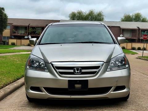 2007 Honda Odyssey for sale at Texas Auto Corporation in Houston TX