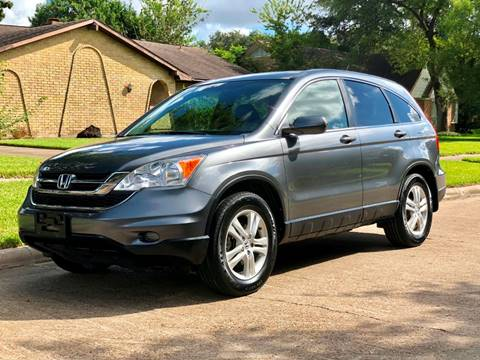 2011 Honda CR-V for sale at Texas Auto Corporation in Houston TX