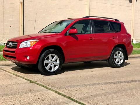 2007 Toyota RAV4 for sale at Texas Auto Corporation in Houston TX