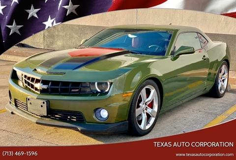 2010 Chevrolet Camaro for sale in Houston, TX