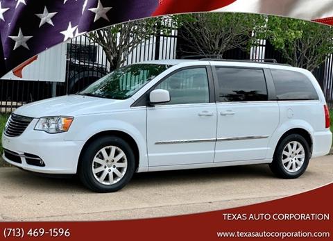 Minivan For Sale >> Minivan For Sale In Houston Tx Texas Auto Corporation
