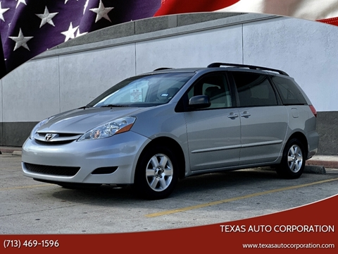 Toyota For Sale in Houston, TX - Texas Auto Corporation