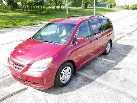 2006 Honda Odyssey for sale at FAYAD AUTOMOTIVE GROUP in Pittsburgh PA