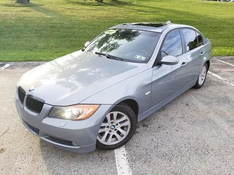 2007 BMW 3 Series for sale at FAYAD AUTOMOTIVE GROUP in Pittsburgh PA