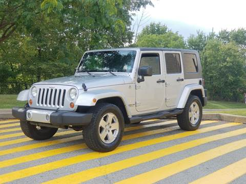 Jeep Wrangler For Sale In Pa >> 2008 Jeep Wrangler Unlimited For Sale In Pittsburgh Pa