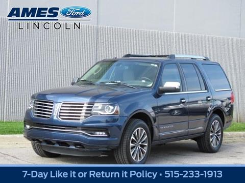 lincoln navigator for sale in iowa. Black Bedroom Furniture Sets. Home Design Ideas