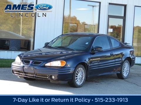 2000 Pontiac Grand Am for sale in Ames, IA