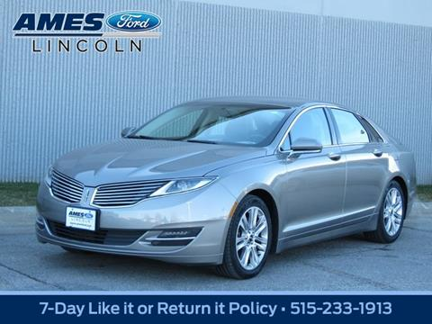 2016 Lincoln MKZ for sale in Ames, IA