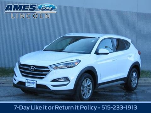 2018 Hyundai Tucson for sale in Ames, IA