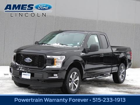 2019 Ford F-150 for sale in Ames, IA