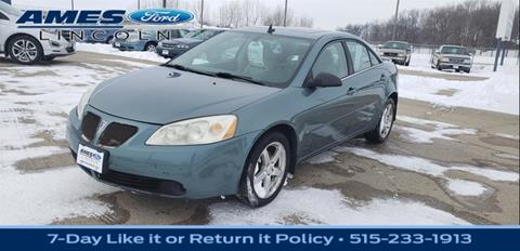 2009 Pontiac G6 for sale in Ames, IA