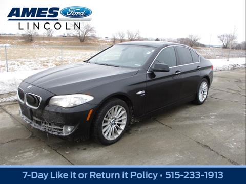 2011 BMW 5 Series for sale in Ames, IA