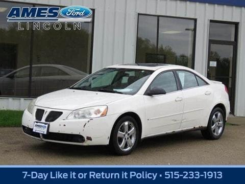 2007 Pontiac G6 for sale in Ames, IA