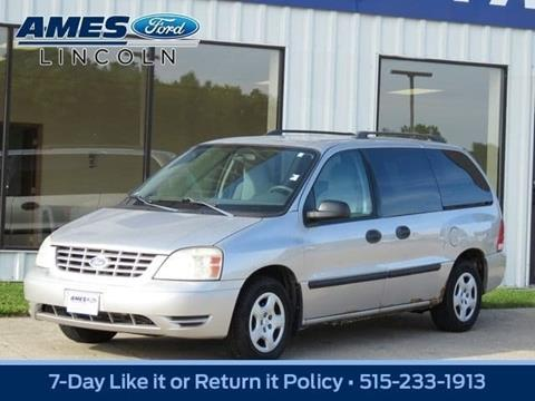 2006 Ford Freestar for sale in Ames, IA