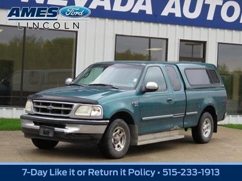 1998 Ford F-150 for sale in Ames, IA