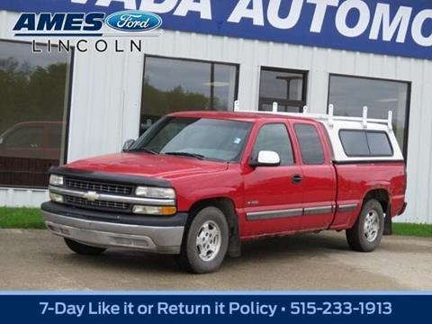 2001 Chevrolet Silverado 1500 for sale in Ames, IA